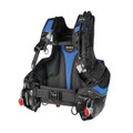 Mares Prestige SLS Dive Scuba Diving Men's BCD Buoyancy Compensator Blue