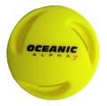 Diaphragm Cover Second Stage Oceanic Alpha 6,7 Yellow Octo