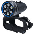 Light and Motion Sola 1200 Dive Photo / Video Light Scuba Diving 850-0144-E