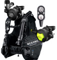 Oceanic Alpha 10, Ocean Pro, Veo Computer Package Scuba Diving Regulator