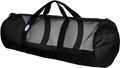 "Stahlsac 40"" Mesh Duffel Scuba Diving Travel Gear Bag Black"