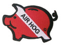 Air Hog Patch - Scuba Dive - Dive Flag - Pig