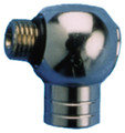 Adapter Swivel LP Hose 7/16 Male Regulator to 7/16 Female