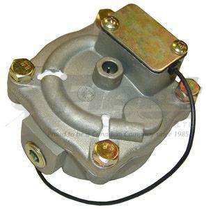 Haldex Manual Drain valve on