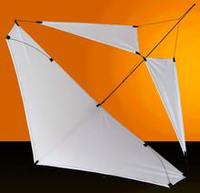 Plutz Glider Kite by Leong Ceewan