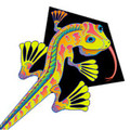 Diamond Geko Lizard, Single-Line Kite