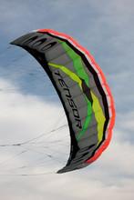 Prism 5.0 Power Foil in flight.