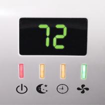Celiera 51GWX Control Panel
