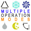Multiple Operating Modes
