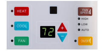 Ramsond KCD-32C/Ba Digital Control Panel