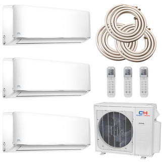 Test TRI-ZONE MULTI-ZONE AC Product **NOT FOR SALE; Website Design Purposes Only**