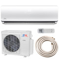 Dakota Single-Zone Mini Split 12000BTU Complete w -22ºF Heat - 230V 60Hz