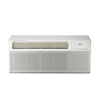 PTAC 12000BTU Room AC w Heat Pump - 230V 60Hz