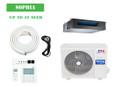 Cooper&Hunter Sophia  Series 9000 BTU 230V Slim Ducted  Mini Split Air Conditioner Heat Pump 22.8 SEER