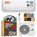 Cooper&Hunter MIA  Series 12000 BTU 115 V Wall Mount  Mini Split Air Conditioner Heat Pump 17.2 SEER