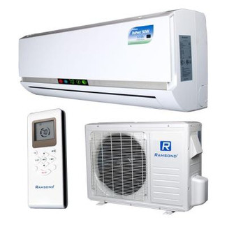 Ramsond 27GW3 9500 BTU 16.0 SEER Ductless Mini Split AC + Heat Pump