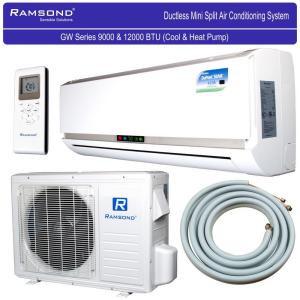 Ramsond 37GW3 12500 BTU 16.0 SEER Ductless Mini Split AC + Heat Pump