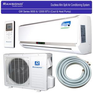 Ramsond 37GWX 12500 BTU 16.7 SEER Ductless Mini Split AC + Heat Pump