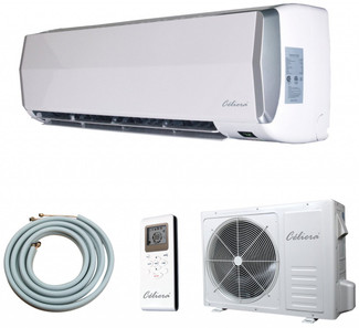 Celiera 51GWX 18000 BTU 17.6 SEER Ductless Mini Split AC + Heat Pump