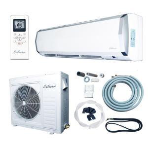 Celiera 70GWX 24000 BTU 16.0 SEER Ductless Mini Split AC + Heat Pump