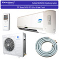 Ramsond 74GW3 24000 BTU 16.0 SEER Ductless Mini Split AC + Heat Pump