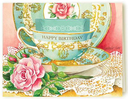 Birthday Tea - KimberlyShawGraphics.com