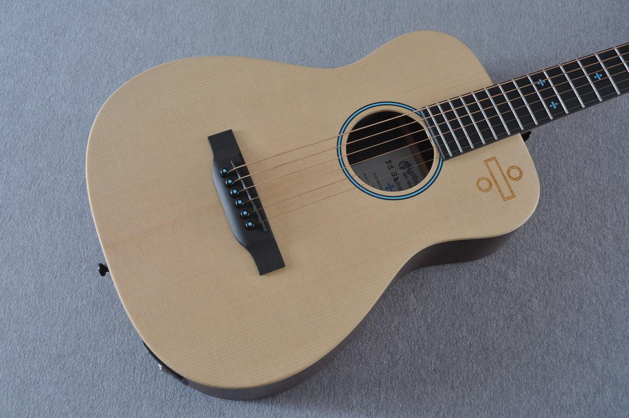 martin ed sheeran 3 signature edition acoustic electric guitar. Black Bedroom Furniture Sets. Home Design Ideas