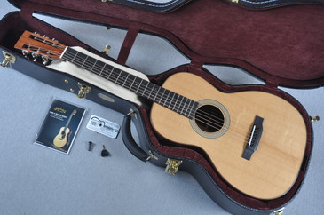 "Martin Custom Shop 00-28 12 Fret VTS Sitka 1 3/4"" Nut Acoustic Guitar #1896468 - Case"