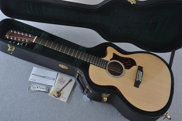 2012 Martin GPC12PA4 12 string Performing Artist Acoustic Guitar #1596058 - Case