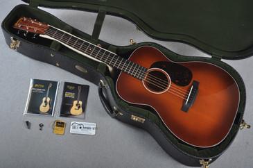 Martin OM-18 Authentic 1933 VTS Adirondack Acoustic Guitar #1956048 - Case