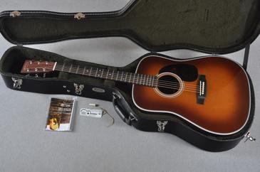 2015 Martin HD-28 Ambertone Acoustic Guitar #1879408 - Case