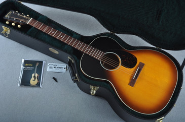 Martin 00L-17 Whiskey Sunset Acoustic Guitar #1973794 - Case