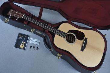 Used Martin Custom Shop D-18 VTS Adirondack Spruce Acoustic Guitar #1949711 - Case