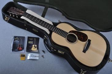 2016 Martin 00-18 12 Fret Authentic 1931 VTS Adirondack Acoustic Guitar #1984411 - Case