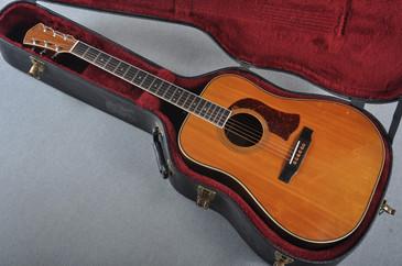 1985 Mossman Great Plains DR-20 Acoustic Guitar #85007 - Case