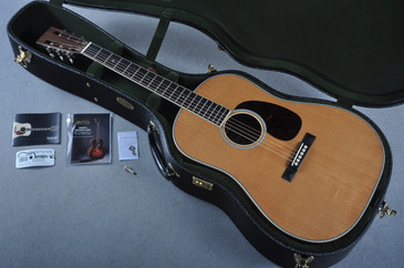 2016 Martin Ditson D222 100th Anniversary 12 Fret Dreadnaught Guitar #1968403 - Case