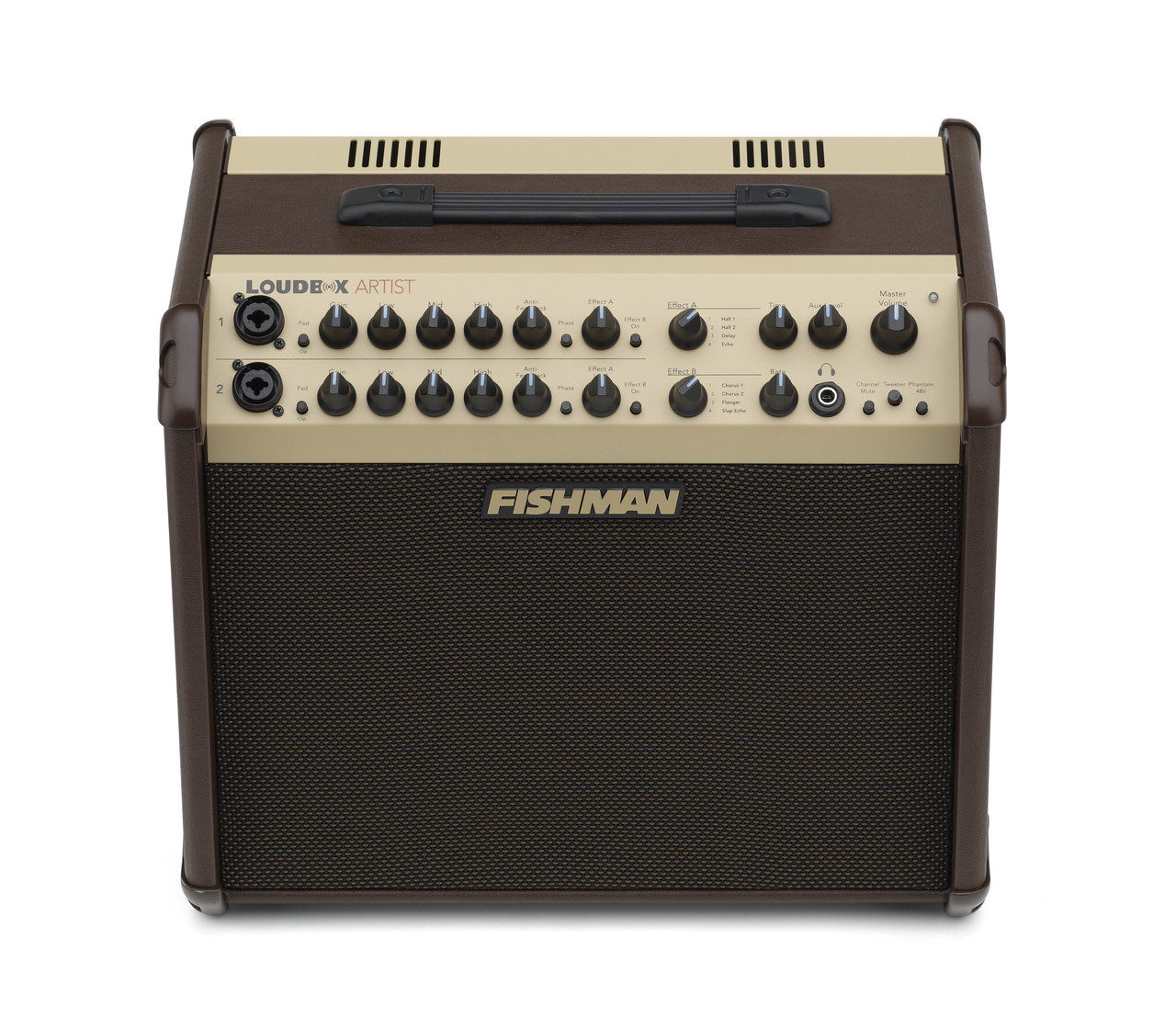 Fishman Loudbox Artist 120-watt Acoustic Guitar Amplifier - XLR DI Output - View 7