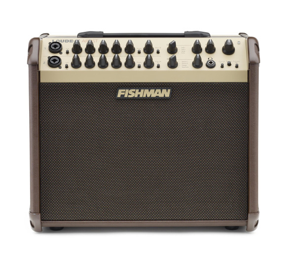 Fishman Loudbox Artist 120-watt Acoustic Guitar Amplifier - XLR DI Output