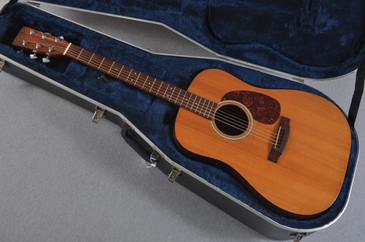 Used 1990 Martin D-16M w/ Pickup Acoustic Electric Guitar #499074 - Case