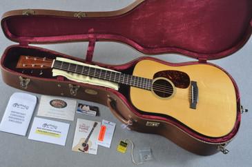 2010 Martin D-18 Authentic 1937 Adirondack Acoustic Guitar #1455728 - Case