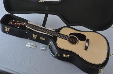 2017 Martin Custom Shop CS-CFMARTINOUTLAW-17 Acoustic Guitar #2064276 - Case