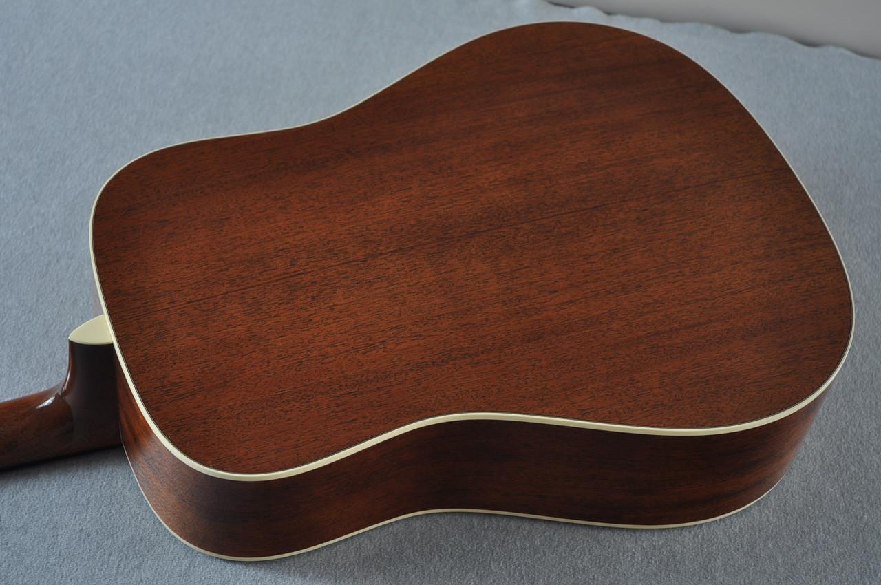 2017 Martin Custom Shop CS-CFMARTINOUTLAW-17 Acoustic Guitar #2064276 - Back Angle