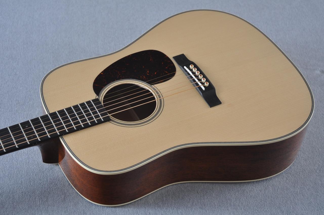 2017 Martin Custom Shop CS-CFMARTINOUTLAW-17 Acoustic Guitar #2064276 - Reverse Beauty