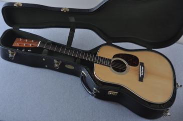2014 Martin D-28 Authentic 1937 VTS Adirondack Acoustic Guitar #1847474 - Case
