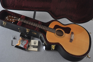 2012 Guild F-50 STD Standard w/ OHSC New Hartford CT #NP102007 - Case