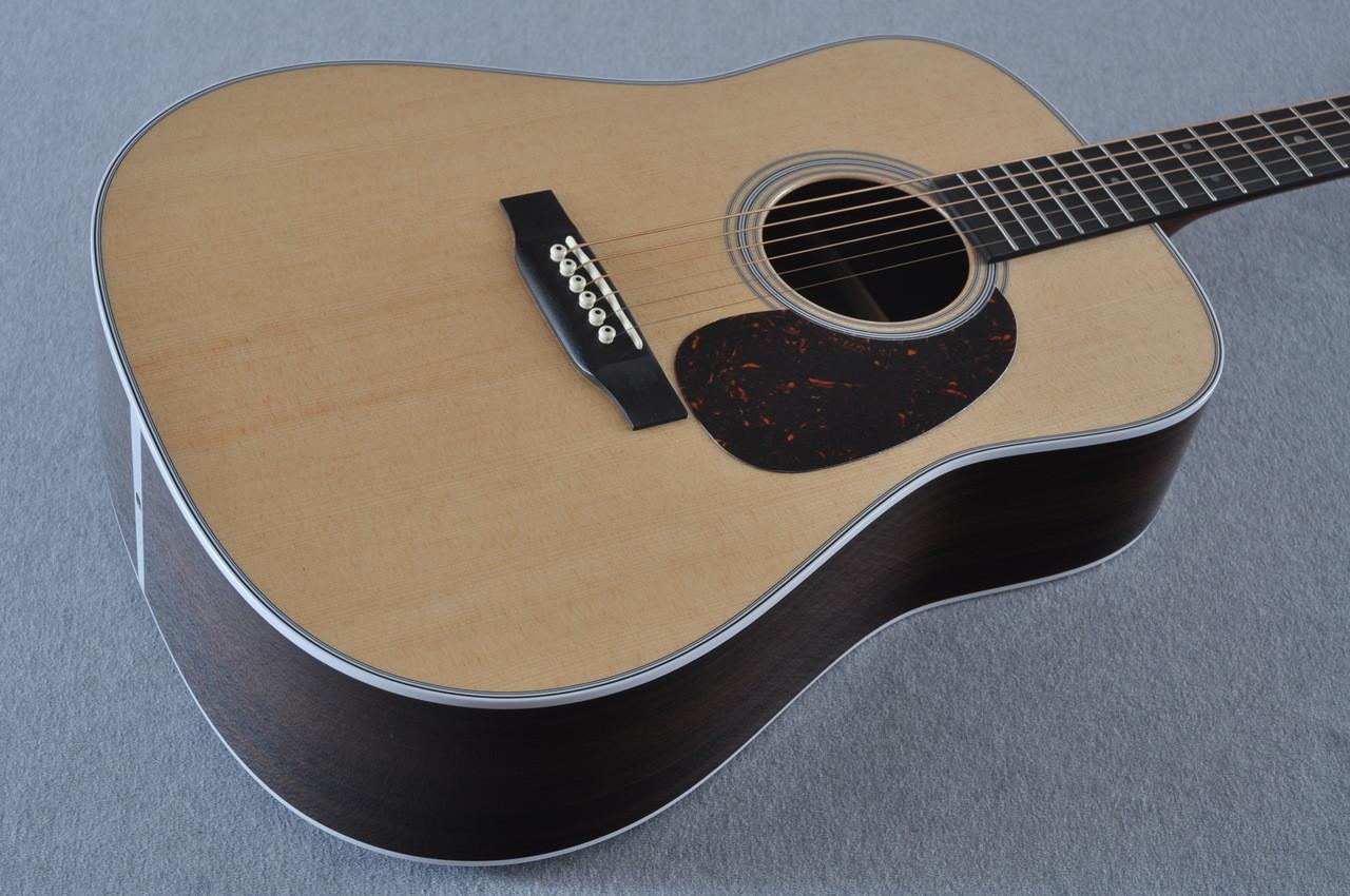 2016 Martin D-28 Standard Dreadnought Acoustic Guitar #2034646 - Beauty