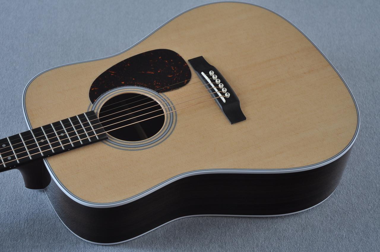 2016 Martin D-28 Standard Dreadnought Acoustic Guitar #2034646 - Reverse Beauty
