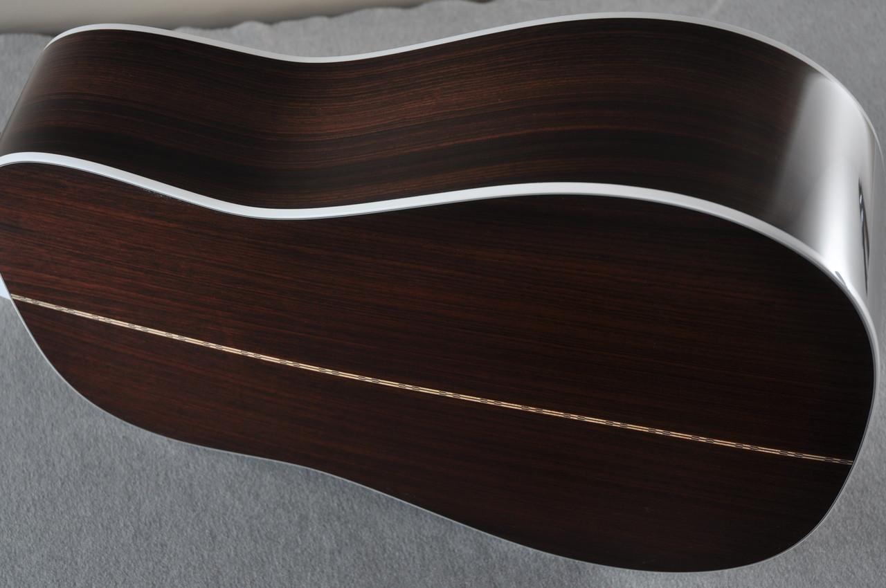 2016 Martin D-28 Standard Dreadnought Acoustic Guitar #2034646 - Side