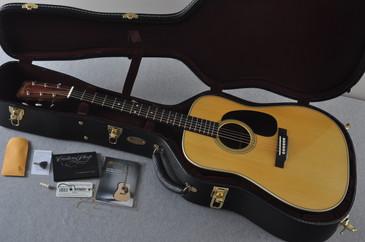 2017 Martin Custom Shop D-28 Adirondack Guatemalan #2102598 - Case