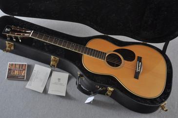 1998 Santa Cruz 00 Custom Adirondack Brazilian Rosewood 12 Fret Acoustic Guitar #82 - Case